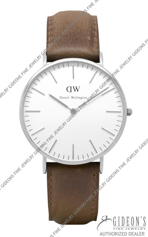 Daniel Wellington Classic Cardiff Men Stainless Steel