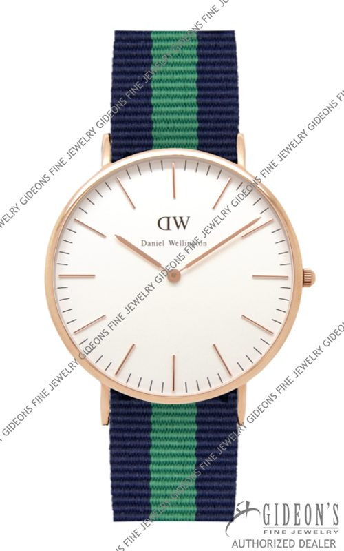 Daniel Wellington Classic Warwick Men Rose Gold