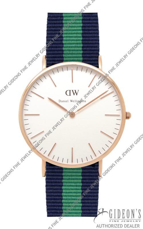 Daniel Wellington Classic Warwick Men Rose Gold
