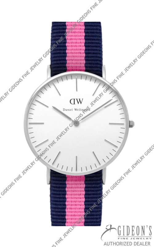 Daniel Wellington Classic Winchester Lady Stainless Steel