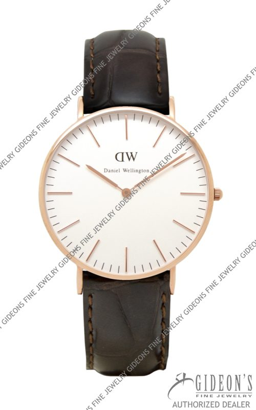 Daniel Wellington Classic York Lady Rose Gold