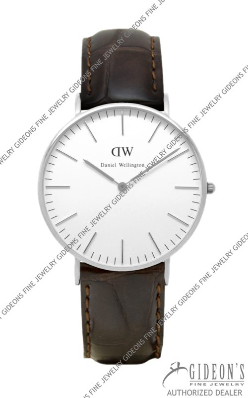 Daniel Wellington Classic York Lady Stainless Steel