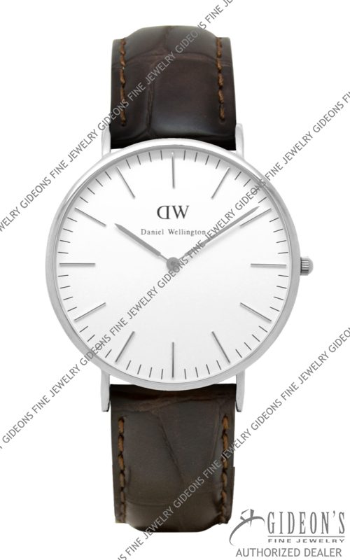 Daniel Wellington Classic York Men Stainless Steel