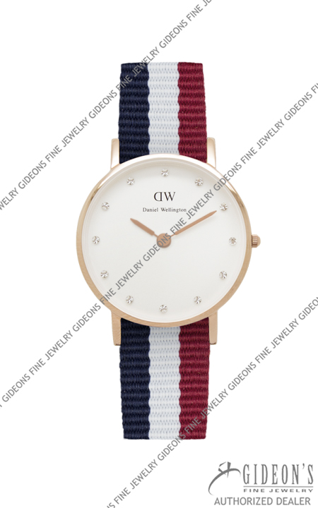 Daniel Wellington Classy Cambridge Lady Rose Gold