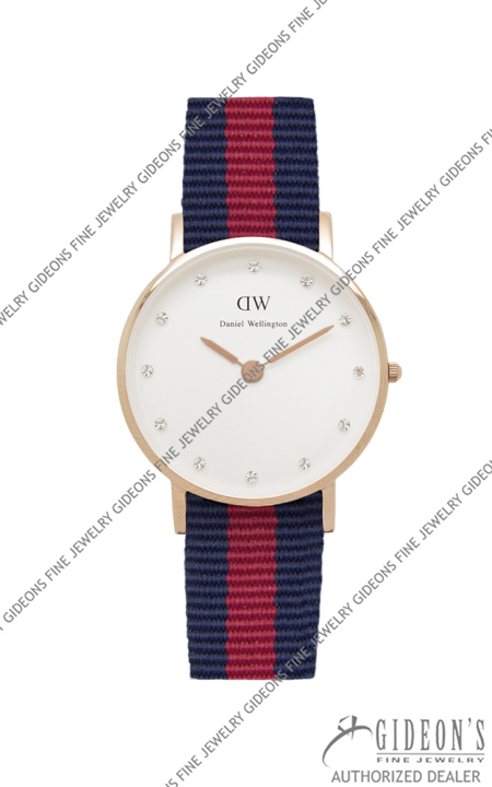 Daniel Wellington Classy Oxford Lady Rose Gold