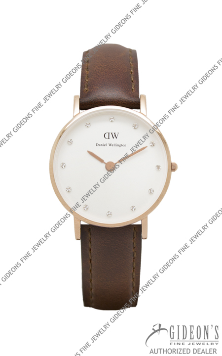 Daniel Wellington Classy St Andrews Lady Rose Gold