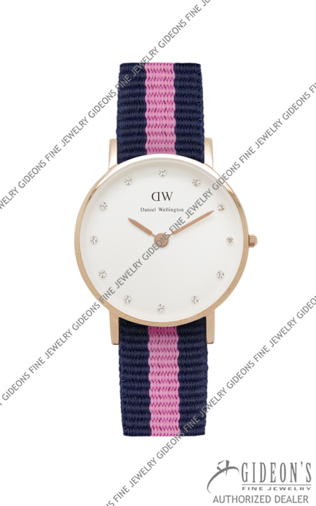 Daniel Wellington Classy Winchester Lady Rose Gold