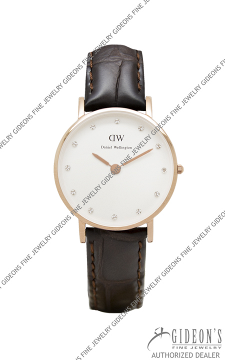 Daniel Wellington Classy York Lady Rose Gold