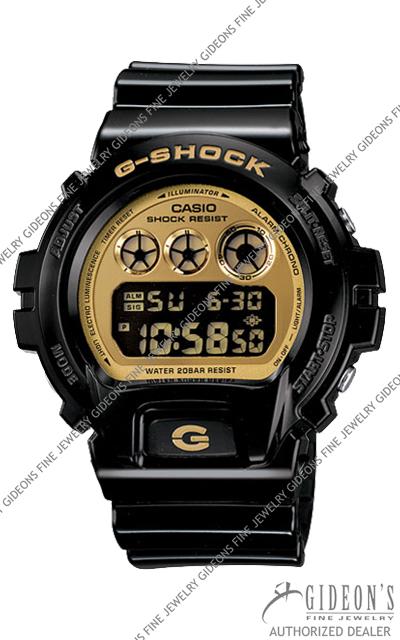 Casio G-Shock Classic DW6900CB-1 Digital Quartz Watch