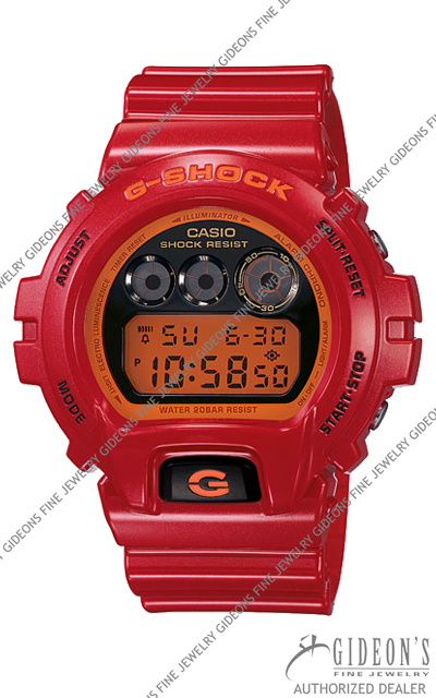 Casio G-Shock Classic DW6900CB-4 Digital Quartz Watch