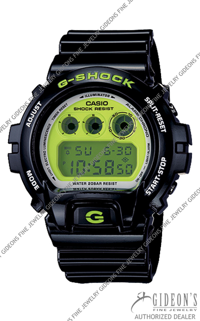 Casio G-Shock Classic DW6900CS-1 Digital Quartz Watch