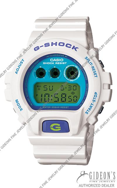Casio G-Shock Classic DW6900CS-7 Digital Quartz Watch