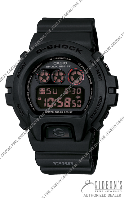 Casio G-Shock Classic DW6900MS-1 Digital Quartz Watch