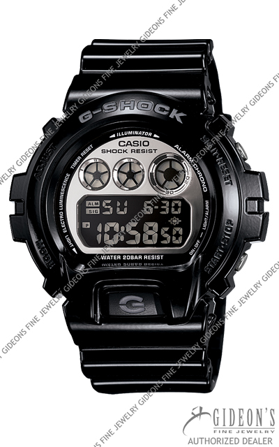 Casio G-Shock Classic DW6900NB-1 Digital Quartz Watch