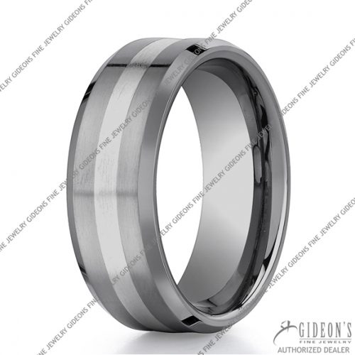 Benchmark Alternative Metal Tungsten Bands EWCF68426TG 8 mm