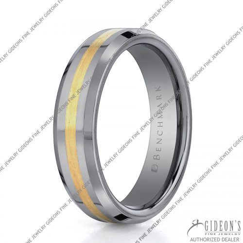 Benchmark Alternative Metal Tungsten Bands EYCF66426TG 6 mm