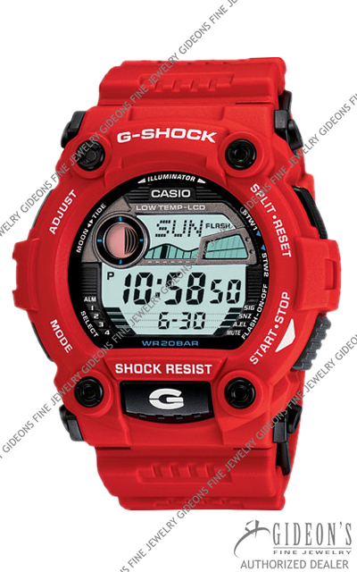 Casio G-Shock Classic G7900A-4 Digital Quartz Watch