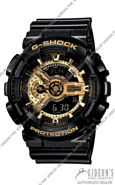 Casio G-Shock Classic GA110GB-1A Digital Quartz Watch