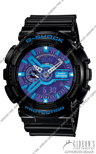 Casio G-Shock Classic GA110HC-1A Digital Quartz Watch