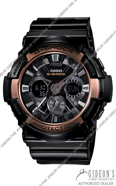 Casio G-Shock Classic GA200RG-1A Digital Quartz Watch