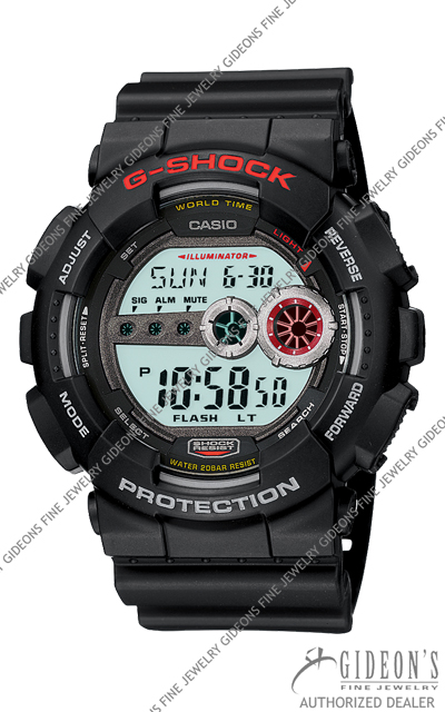 Casio G-Shock Classic GD100-1A Digital Quartz Watch