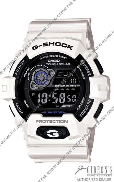 Casio G-Shock Classic GR8900A-7 Digital Solar Quartz Watch