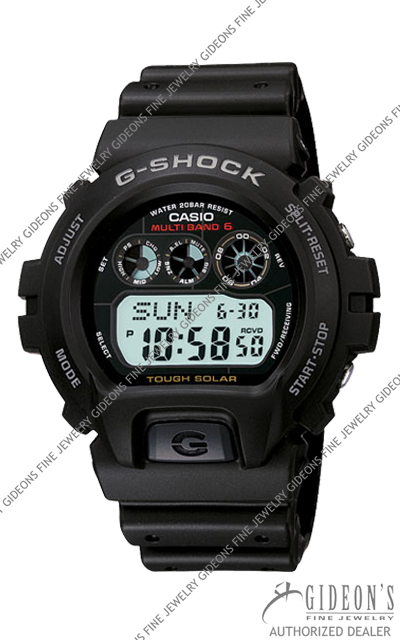 Casio G-Shock Classic GW6900-1 Digital Solar Quartz Watch