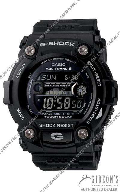 Casio G-Shock Classic GW7900B-1 Digital Solar Quartz Watch