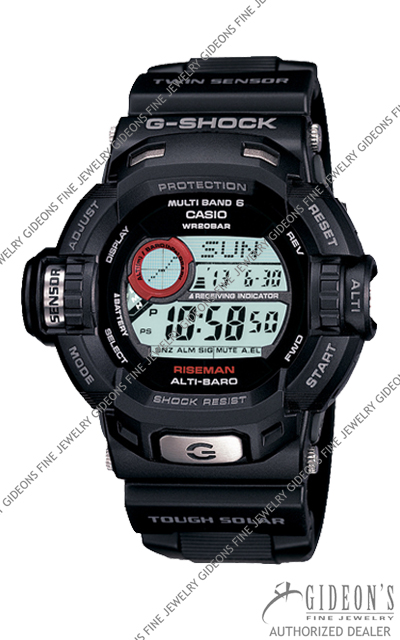 Casio G-Shock Master of G GW9200-1 Digital Solar Quartz Watch