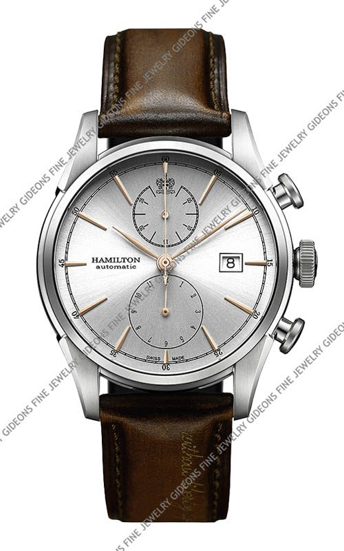 Hamilton Spirit of Liberty Automatic Chronograph H32416581