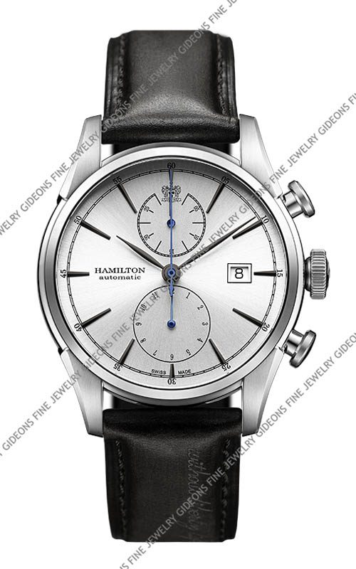 Hamilton Spirit of Liberty Automatic Chronograph H32416781