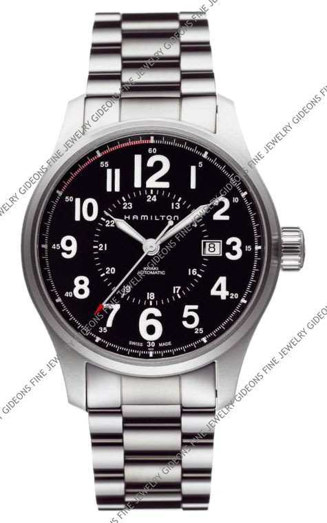 Hamilton Khaki Officer Automatic H70615133