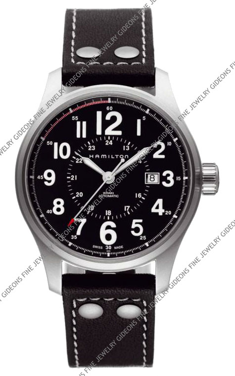 Hamilton Khaki Officer Automatic H70615733