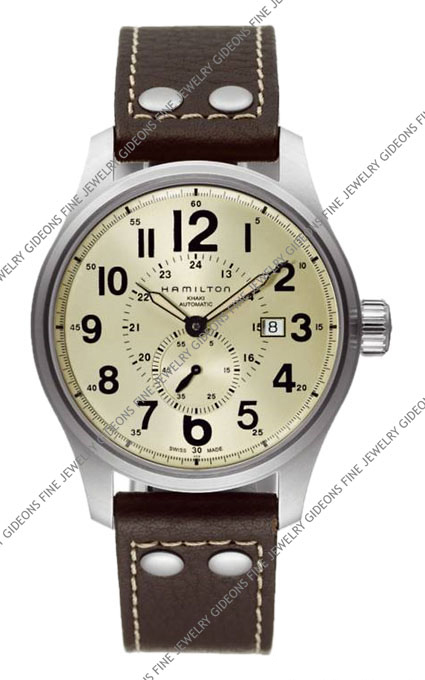 Hamilton Khaki Officer Automatic H70655723