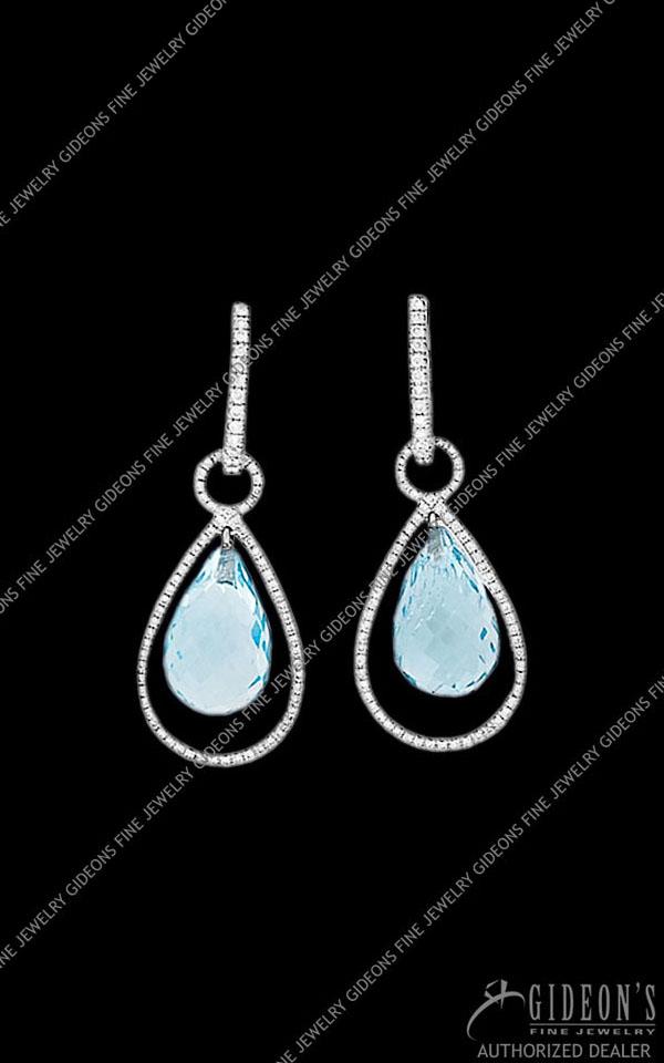 Hidalgo Interchangeable Drop Earrings (HDE9 & HDE.Teardrop)