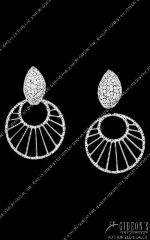 Hidalgo Interchangeable Drop Earrings (HDE14 & HDE16)