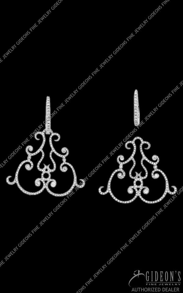 Hidalgo Interchangeable Drop Earrings (HDE9 & HDE22)