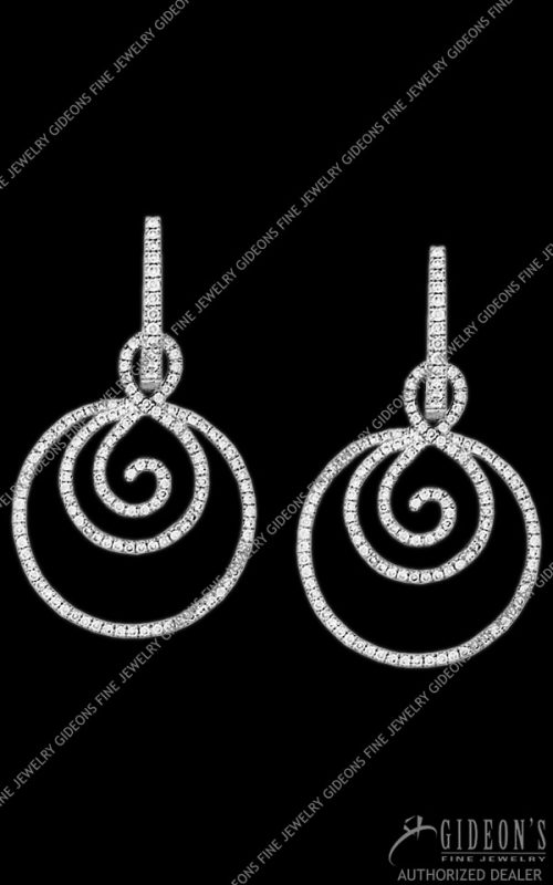 Hidalgo Interchangeable Drop Earrings (HDE9 & HDE28)