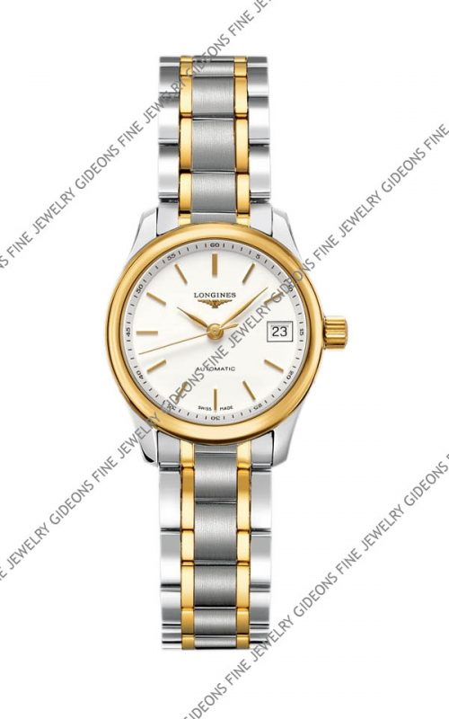 Longines Master Collection Ladies Small Automatic L2.128.5.12.7