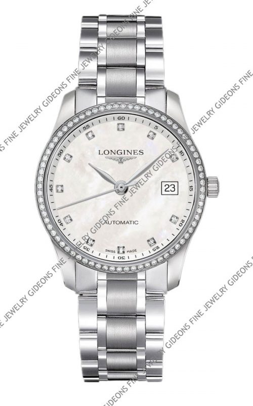 Longines Master Collection Ladies Large Automatic L2.518.0.87.6