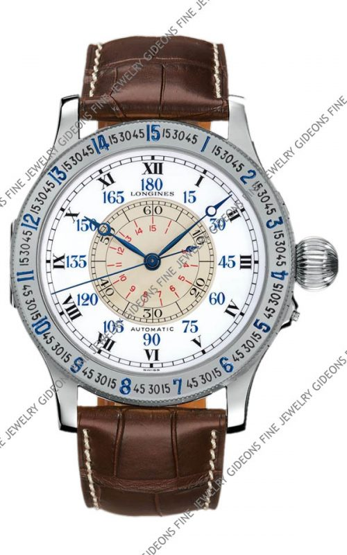 Longines Heritage Mens Automatic L2.678.4.11.2 47.50 mm