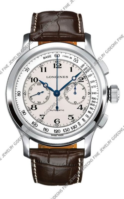 Longines Heritage Mens Automatic L2.730.4.11.0 47.50 mm