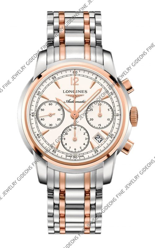 Longines Saint-Imier Mens Automatic Chronograph L2.752.5.72.7 41 mm