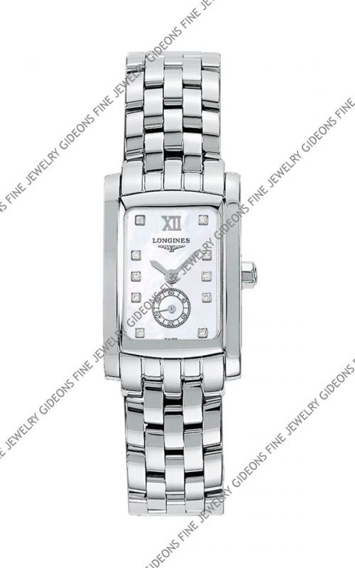 Longines Dolce Vita Ladies Medium Quartz L5.155.4.84.6