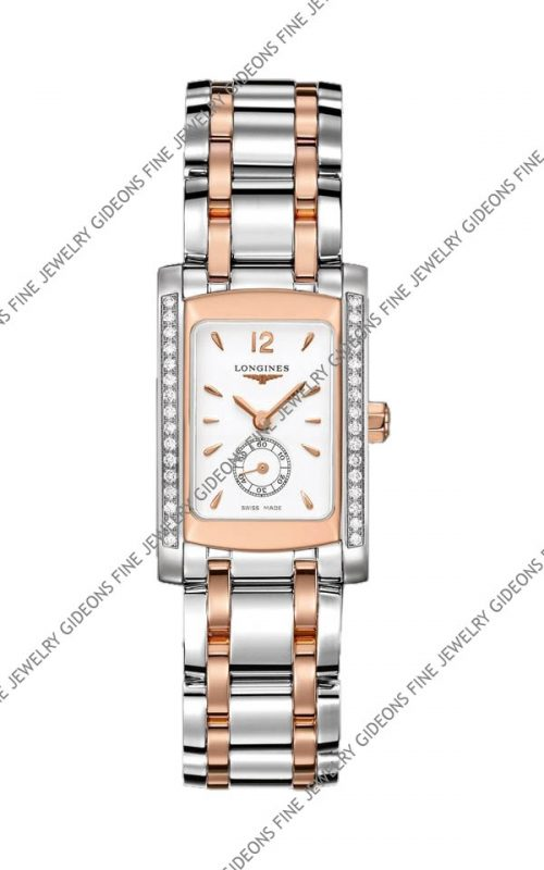 Longines Dolce Vita Ladies Medium Quartz L5.155.5.19.7