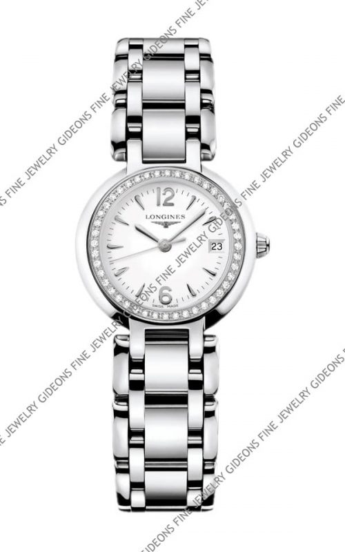 Longines PrimaLuna Ladies Small Quartz L8.110.0.16.6