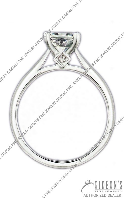 Scott Kay Platinum Engagement Set(M1173QD10PP & B1173RD10PP)