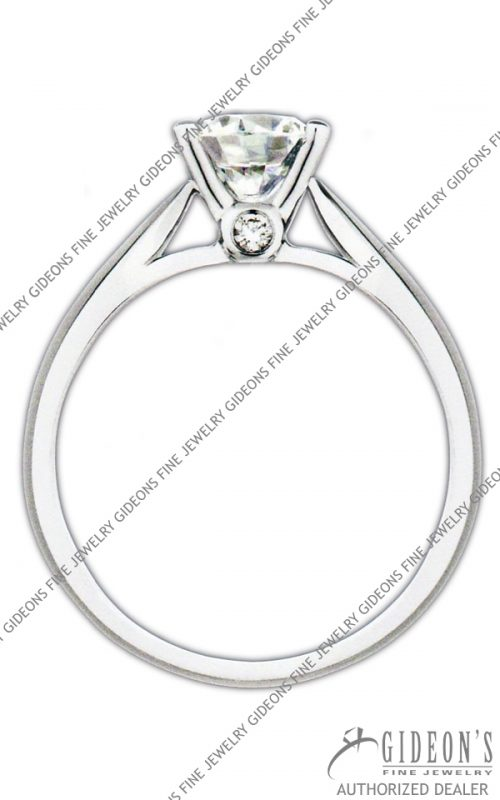 Scott Kay Platinum Engagement Set(M1173RD10PP)