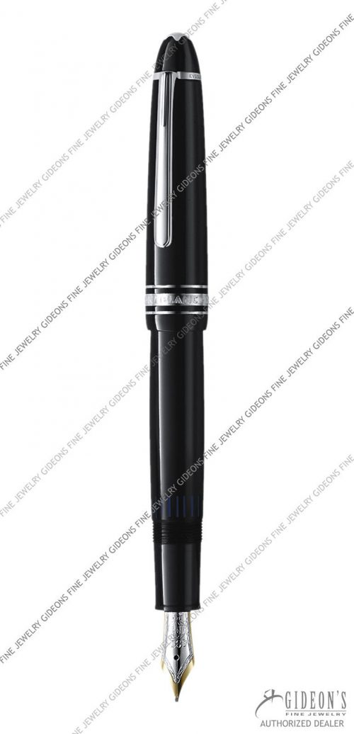 Montblanc Meisterstuck Le Grand M146P Fountain Pen Platinum