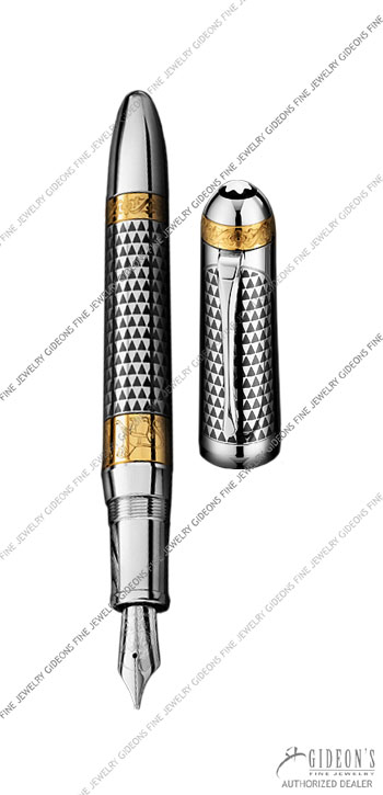 MontBlanc Max Von Oppenheim 104218 Limited Edition Fountain Pen